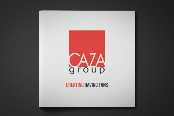 Project Thumbnail for CAZA Brochure