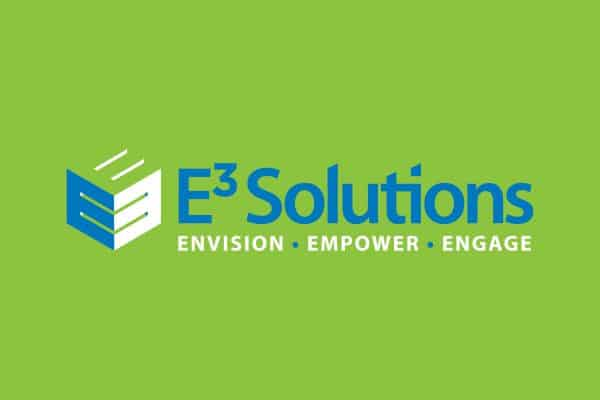 Project Thumbnail for E3 Solutions Logo