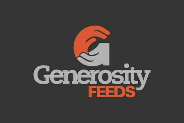 Project Thumbnail for Generosity Feeds Logo