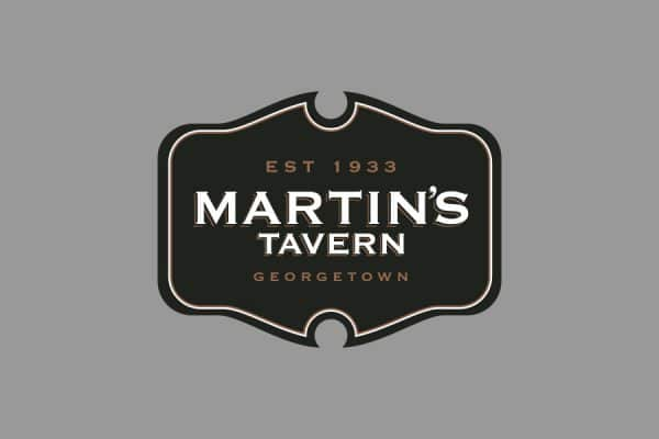 Project Thumbnail for Martin's Tavern Logo