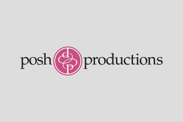 Project Thumbnail for Posh Productions Logo