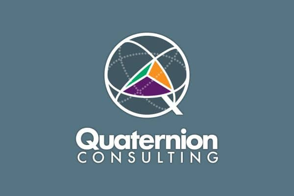 Project Thumbnail for Quaternion Consulting Logo