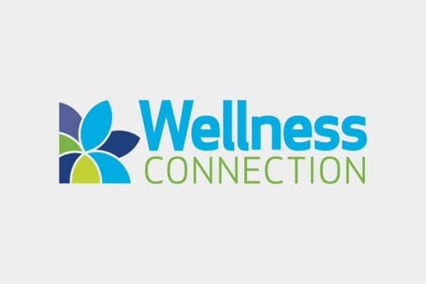 Project Thumbnail for Wellness Connection Logo