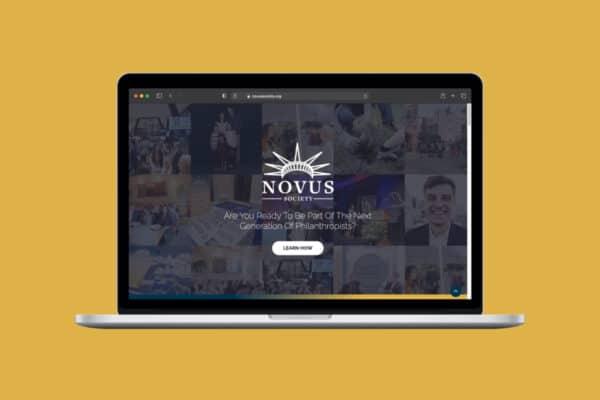 Project Thumbnail for Novus Society